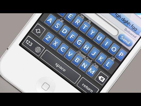 Top 10 Best iOS 5 Cydia Tweaks Of 2012 | KEYBOARD TWEAKS | For iPhone & iPod Touch