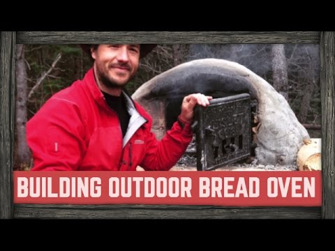 HOW TO BUILD A BREAD OVEN!