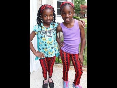 Natural Hair: Hair Socks & Leggings|Children & Adults