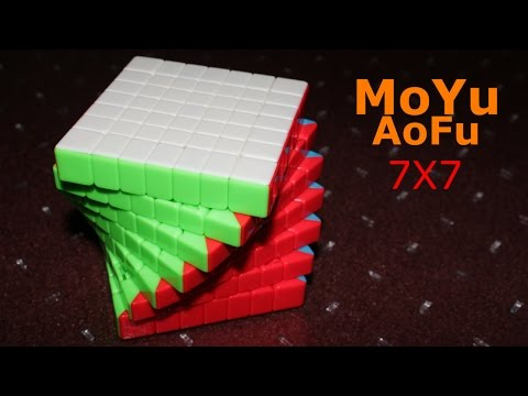 MoYu Cubic AoFu 7x7 GT (Stickerless)