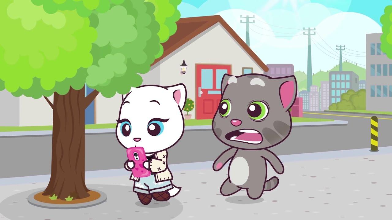 WACKY SPORTS – Talking Tom & Friends Minis Cartoon Compilation (21 Minutes)