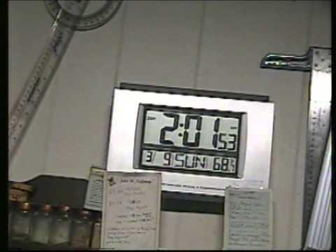 atomic clock vs DST