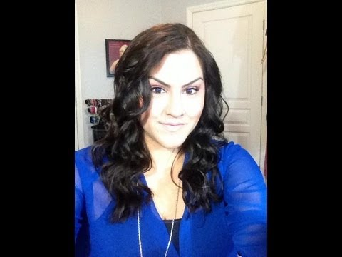 How to Make Curls Last in Thin Hair with Drugstore Curling Wand