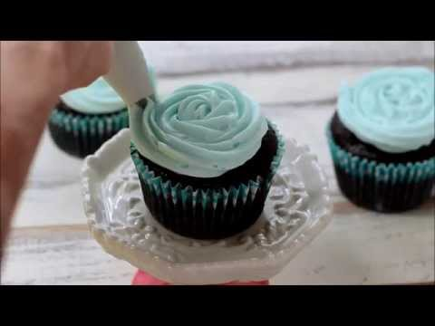 How to make roses with icing