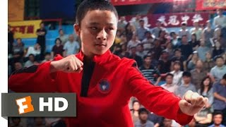 The Karate Kid (2010) - I Want Him Broken Scene (8/10)   Movieclips