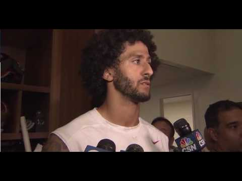 Colin Kapernick: Hillary Clinton Would Be In Prison If She Was Any Other Person