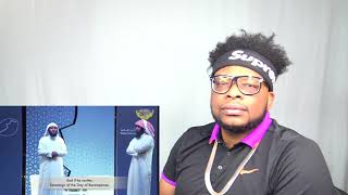 I CRIED 50 SECONDS INTO THIS VIDEO - SO BEAUTIFUL - Nayef Al Sahafi & Mansur Al Salimi REACTION!!!