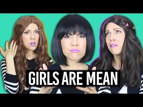 Girls Are Mean   Jenny Lorenzo