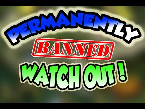 Permanently Banned from animal jam! DON'T DO THIS! You've been warned!