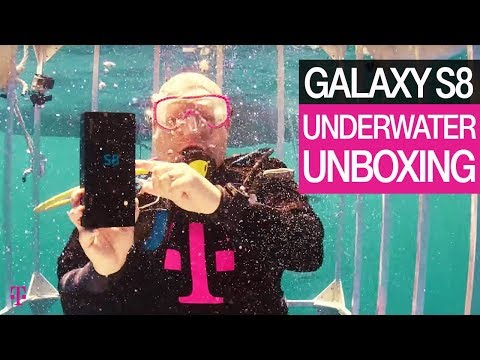 Samsung Galaxy S8 and S8 Plus Unboxing & Review with AskDes | T-Mobile