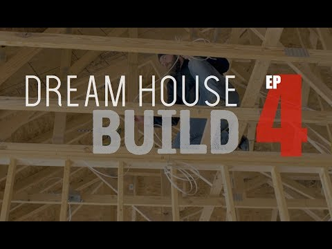 DHB EP4 - Wiring, HVAC, and Retaining Walls [4K]