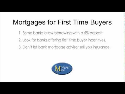 First home mortgage - get tips for getting the best deal | Mortgage Mine | 0800 035 2829