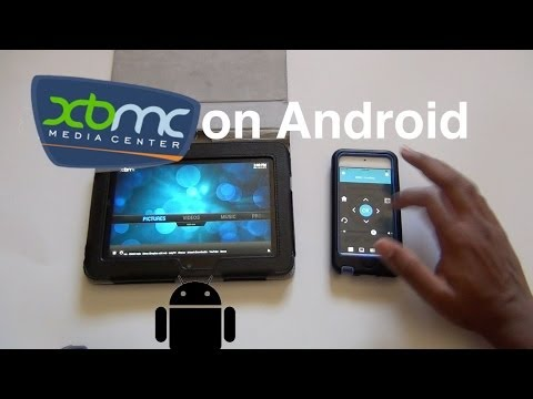 XBMC on Android