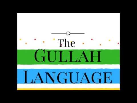 Learn The Gullah Language
