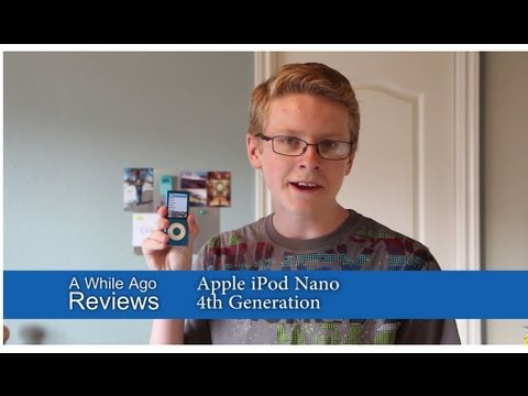 iPod Nano (4th Generation, Blue) Sarcastic Review