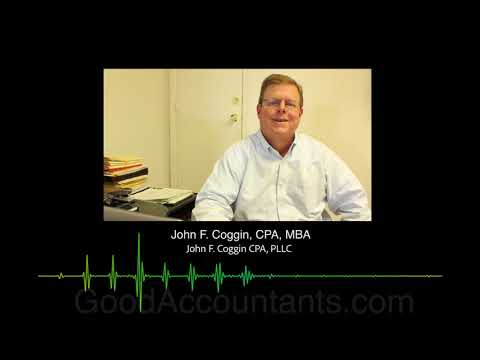 John Coggin has added $1 million dollars in billings to his accounting practice
