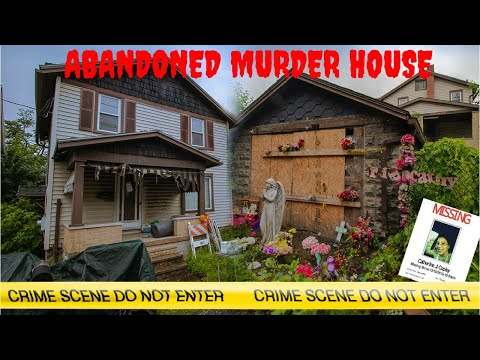 ABANDONED MURDER HOUSE, UNSOLVED CATHRINE COPLEY CASE