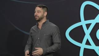 Tom Occhino - React Fiber, Create React App, and React Community - Keynote Part 4 - React Conf 2017