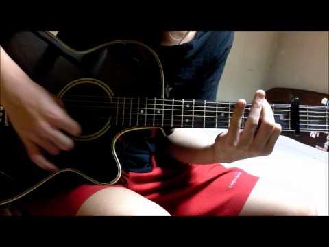 Shuffle! ED - innocence guitar cover (solo)