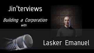 Jin39terviews Lasker Emanuel On Building A Corporation