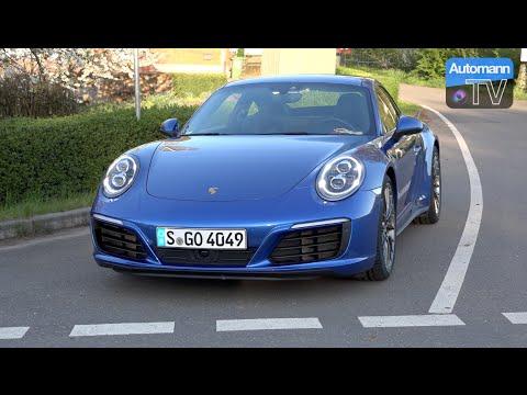2016 Porsche 991.2 Carrera 4S (420hp) - DRIVE & SOUND (60FPS)