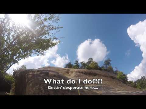 Yurt Life at the Red River Gorge 2016