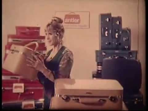 Early 1970s Commercial for Antler Luggage
