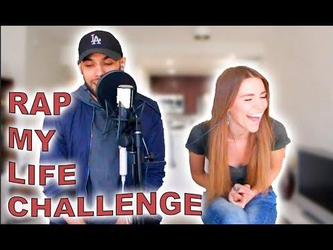 Good Vibes with AmyMarie Gaertner | #RapMyLifeChallenge