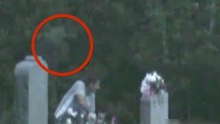 Top 5 Cementerios Donde Se Captaron Fantasmas Y Eventos Paranormales