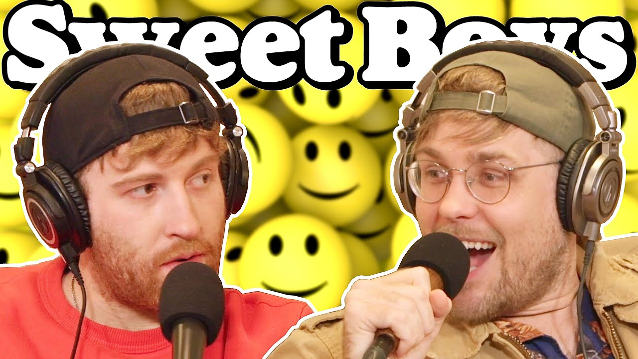 Talking about happiness and not winning a Grammy | SWEET BOYS #20