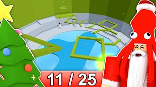 [11/25] CHRISTMAS STAGES in Tower of Hell... | Roblox