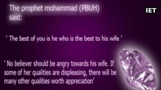 Treat Your Wife The Best: Mufti Menk