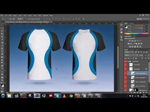 NEWEST Short Sleeved Jersey Tutorial! (Template Included!)