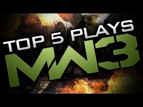 MW3 TOP 5 PLAYS WEEK #5 by Whiteboy7thst (Modern Warfare 3 Multiplayer Countdown) by Whiteboy7thst