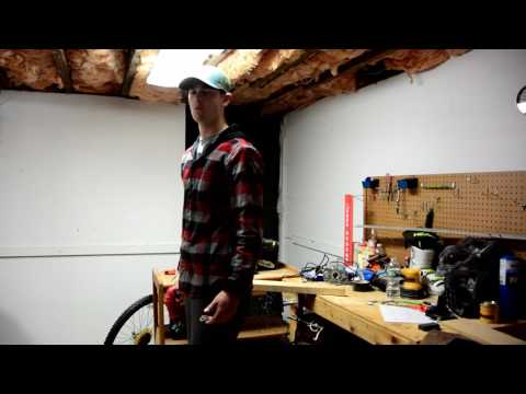 Wrenchitup Ep. 3: Ski park rail made out of PVC and wood, new format
