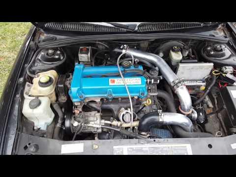 2001 Saturn SL1 Turbo