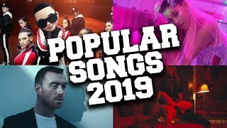 Top 50 Most Popular Songs of 2019