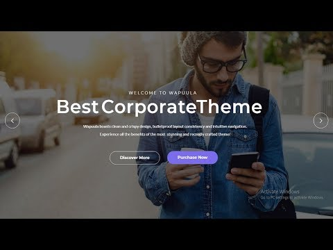 How To Create A Business Website With Wapuula From TemplateMonster