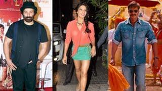 Who needs a crash course in dance -- Bipasha Basu, Sunny Deol or Ajay Devgn