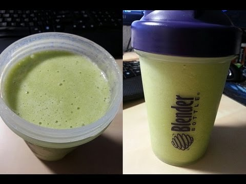How To: Allergy Relief Smoothie