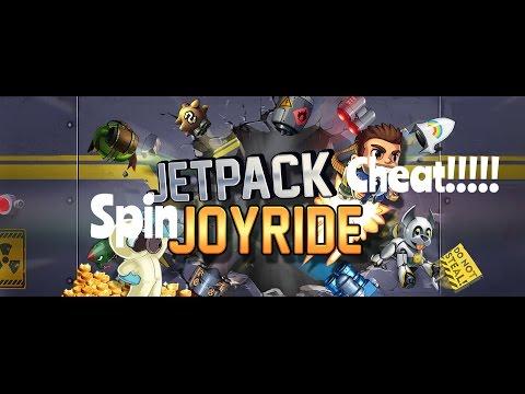 Jet pack Joyride Cheat | CuteGirl Gaming