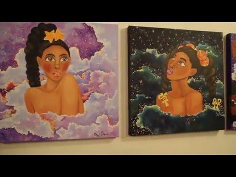 Black British Girlhood Private View