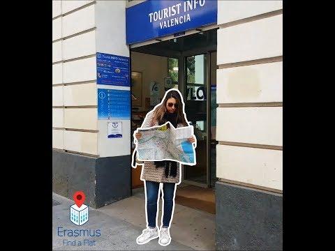 GETTING LOST IN VALENCIA - Erasmus Find a Flat