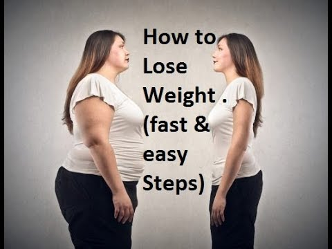 How to Lose Weight fast 20 kgs in 20 days | Fast and Easy Steps | by Channel AQ