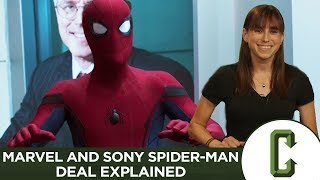 Marvel And Sony Spider man Deal Explained Whats Mcu And Whats Not Collider Video