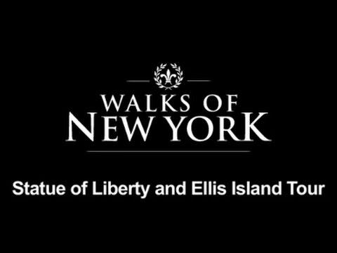 Statue of Liberty & Ellis Island Tour, Walks of New York - Highlights