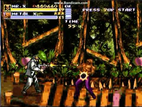 SORRV5Mod: Donkey Kong 6/8