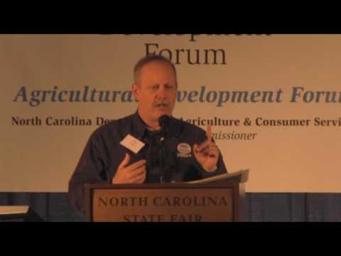 2017 Ag Development Forum: Craig Levy