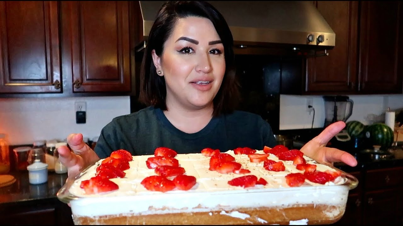 How to make THE BEST Tres Leches Cake   MILLION VIEWS + GREAT FEEDBACK AND TIPS