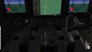 Xplane 11 10r3 [1440p] : IXEG 737-300 take off LFMT - PakVim net HD